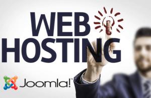 Alojamiento web Joomla