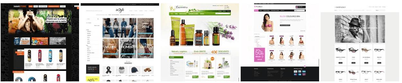 Tienda online Webexpertia
