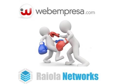 Webempresa o Raiola Networks