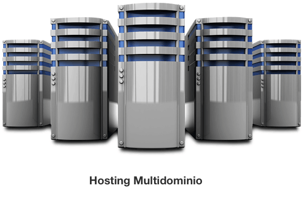 Multidominio hosting
