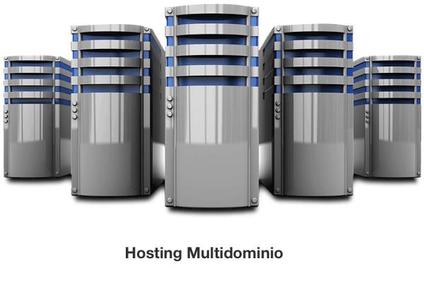 Multidominio hosting