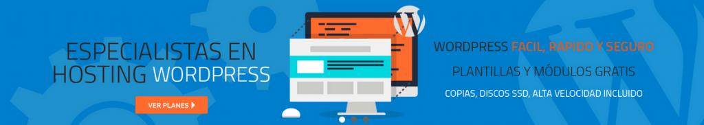 Hosting wordpress profesionalhosting