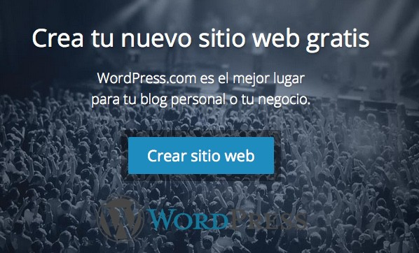 Blog gratis con wordpress