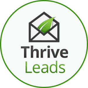 Formularios Thrive Leads