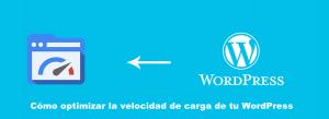 Como mejorar velocidad de carga web