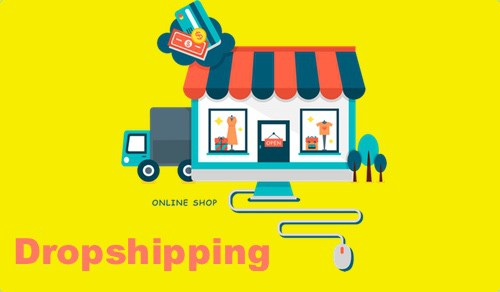 Dropshipping online