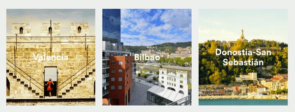 Posicionamiento seo Airbnb