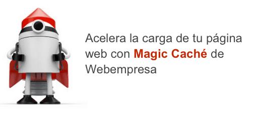 Magic Cache con Varnish de Webempresa