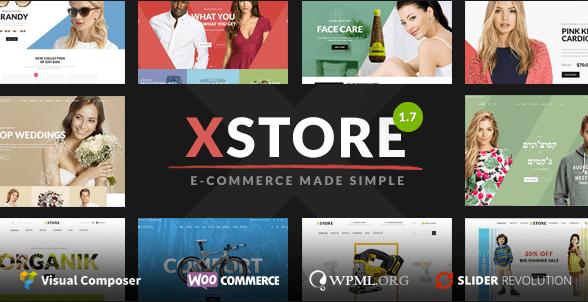 Theme para tienda Xstore