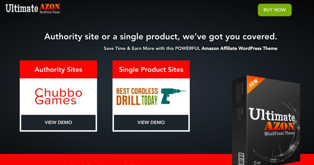 Mejores Temas Wordpress de Afiliados para Amazon y otras tiendas