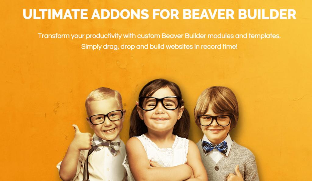 Addon Beaver Builder Ultimatebeaver
