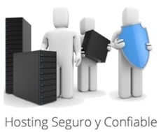 Hosting confiable de Webempresa