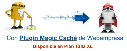 Magic Cache Webempresa