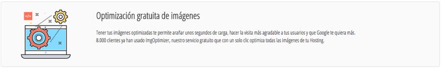 IMG Optimizer Webempresa