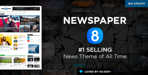 Mejor Theme Noticias wordpress