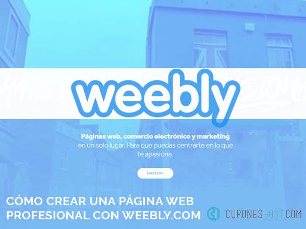 Opinión de weebly