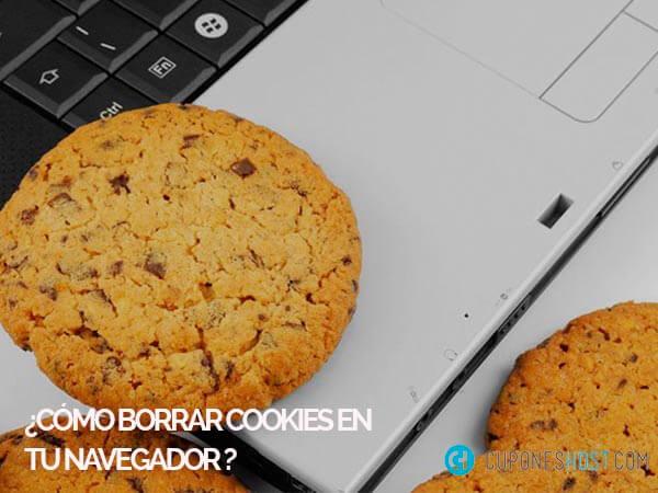 Como eliminar las cookies