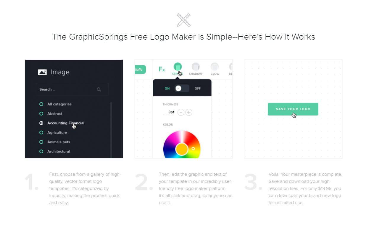 Hacer un logo online