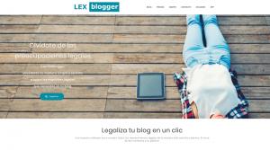 Características Lexblogger
