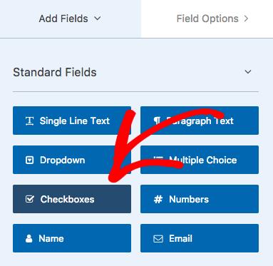 Añadir checkbox