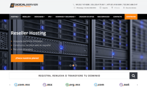 Hosting Digitalserver