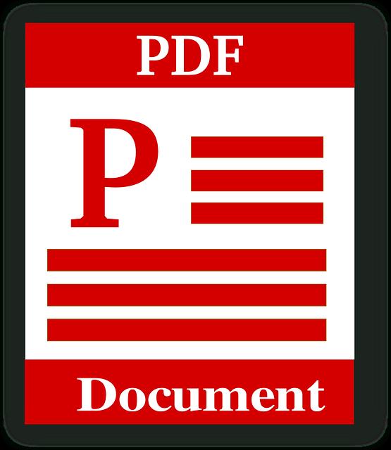 escribir un pdf oline