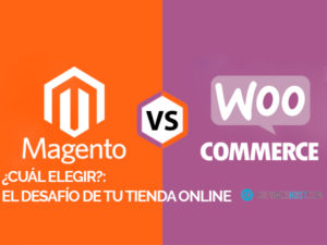 Comparativa magento vs Woocomerce