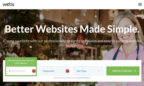 Cómo crear una web online