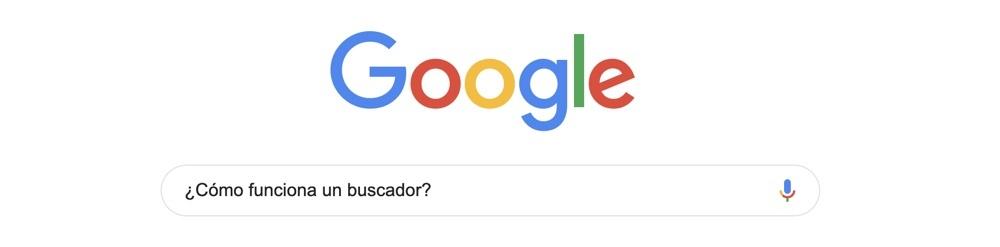 Funcionamiento de un buscador